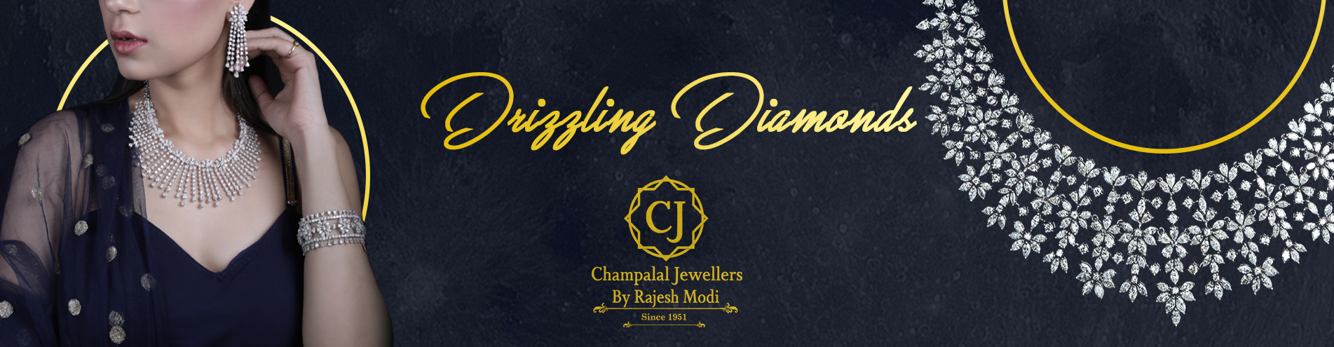 Drizzling Diamond